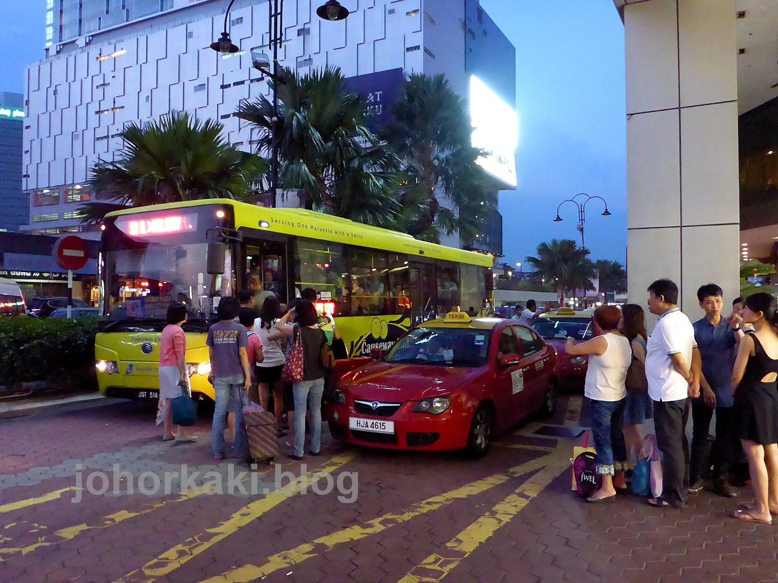 Singapore to Malaysia - travel guide on Malaysia and Singapore