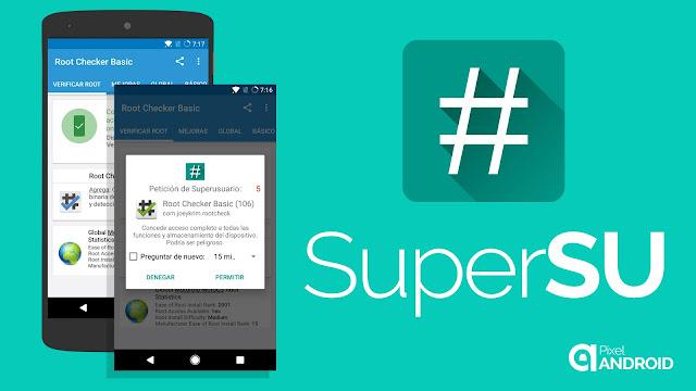 ¿Como ser Root en Android 4.4+, 5.0+ y 6.0+ con SuperSU?