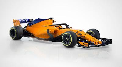 McLaren's MCL33