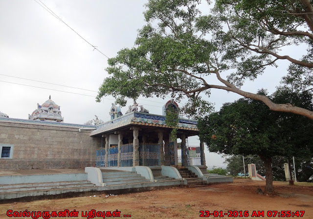 Shiva Temple Thiruporur