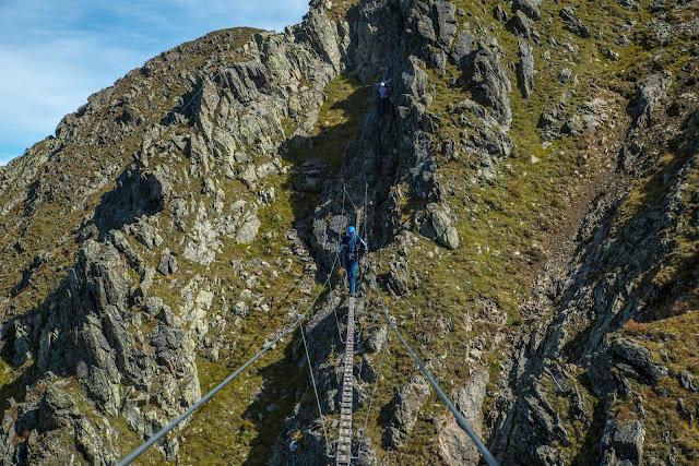 Seetalwanderung und Klettersteig Hochjoch  Silvretta Montafon 14