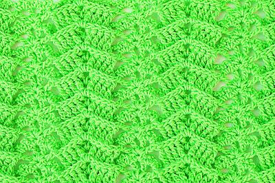 2 - Crochet IMAGEN Puntada a relive a crochet y ganchillo. MAJOVEL CROCHET