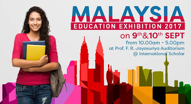 Malaysia Education Exhibition Sep 2017