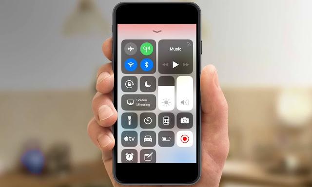 كيفية تصوير شاشة ايفون فيديو بدون تطبيقات وبدون جيلبريك