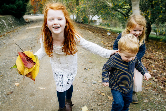 Autumn Adventures and Beautiful Family Fun