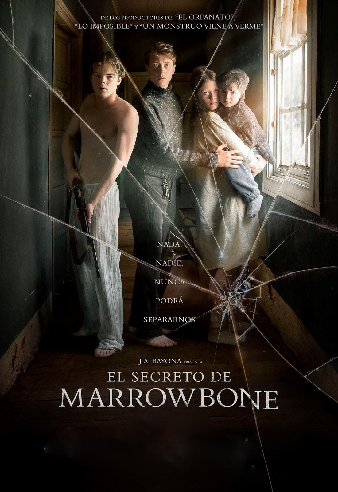 El secreto de Marrowbone [2017] [DVDR] [NTSC] [Subtitulado]