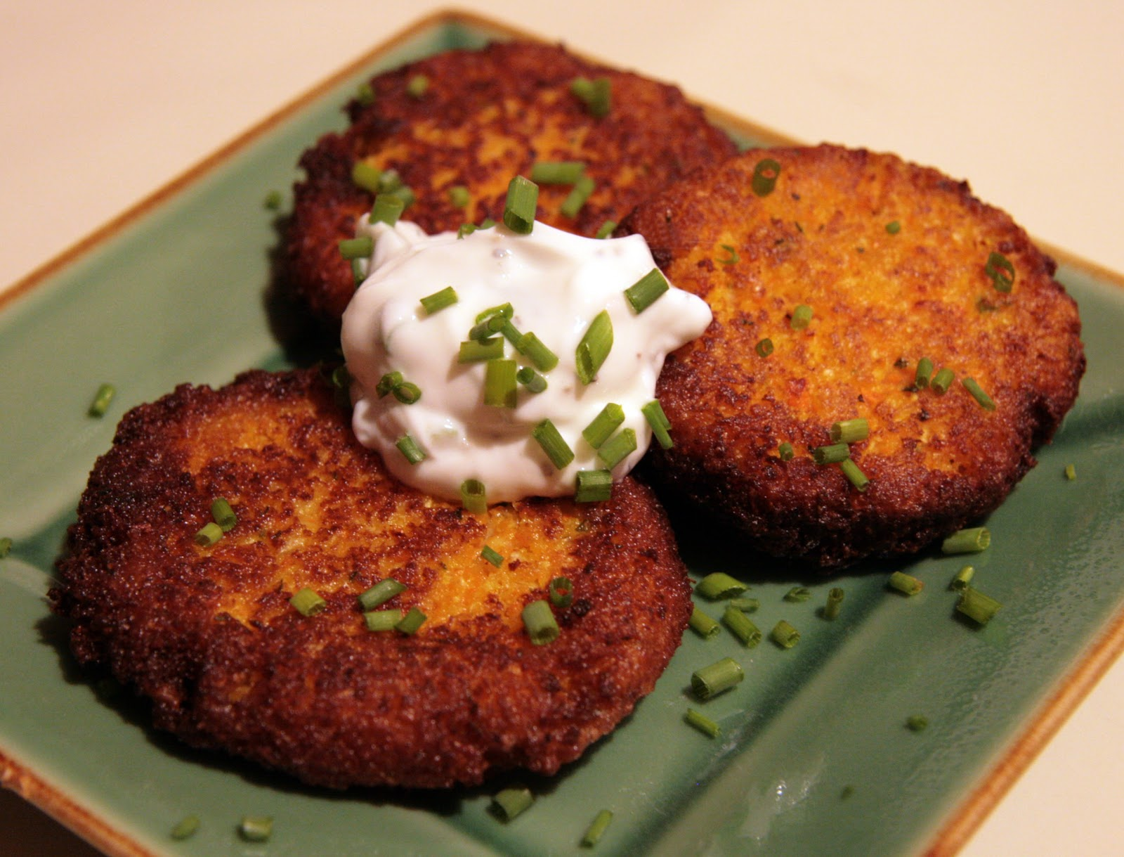 Local Food Rocks: Carrot and Turnip Fritters