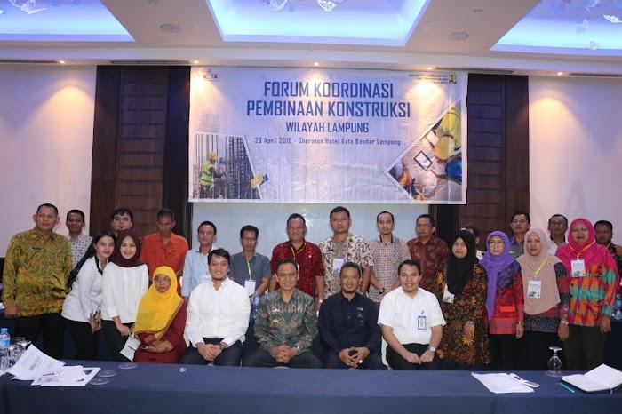 Pemprov Dorong Pembinaan Konstruksi Infrastruktur yang Terstruktur, Sistematis dan Masif