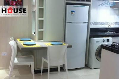 Apartamento de 02 Dormitórios com 50m² de área privativa - Piraquara
