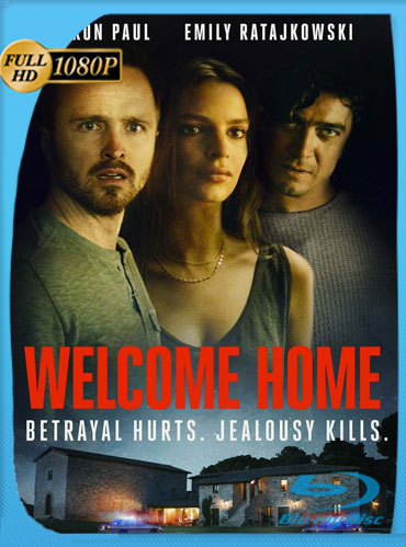 Welcome Home (2018) HD 1080p Latino Dual [GoogleDrive] TeslavoHD