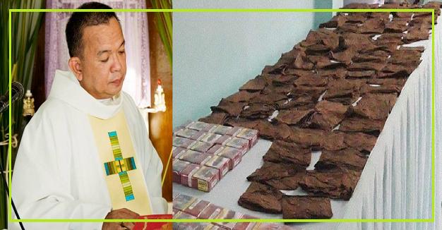 Kontrabando Nakumpiska Sa Pari Na May Misa Sa Loob Ng Bohol District Jail