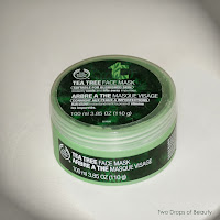 The Body Shop, mask, tea tree