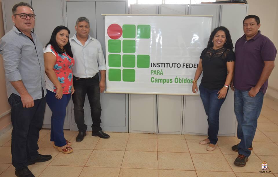 IFPA- Campus Óbidos irá  iniciar as aulas da especialização em docência em educação ambiental  em abril em Juruti