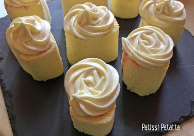 fraisier autrement, gâteau fête des mères, fraises, dessert de fête, dessert de printemps, patissi-patatta