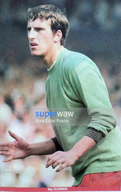 Poster Ray Clememce (Liverpool)