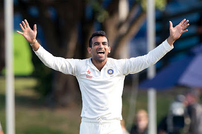 Former Indian Fast Bowler Zaheer Khan Made Honorary Life Member by Marylebone Cricket Club London