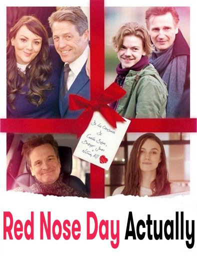Ver Red Nose Day Actually (2017) Online