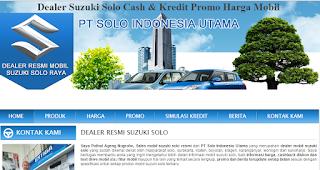 Dealer suzuki solo