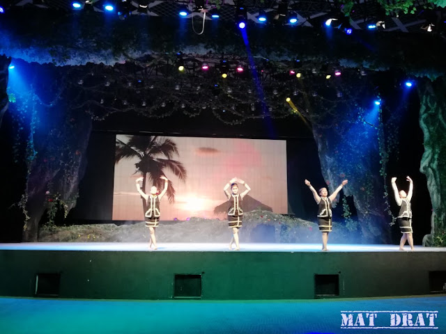 Fantasy Rainforest Live Performance PICC Putrajaya