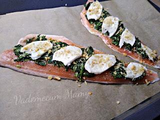 Pomysł na obiad - pstrąg łososiowy