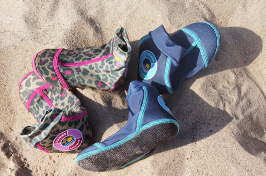 REVIEW: Kris en Eva in Duukies Beachsocks