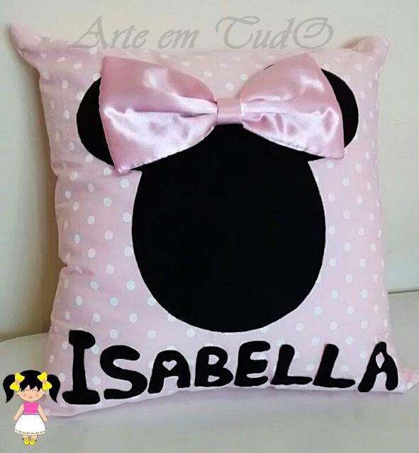 almofada Isabella