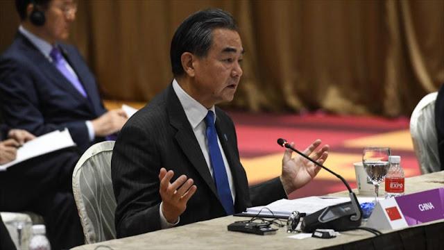 China defiende ante EEUU su presencia militar en el mar del Sur