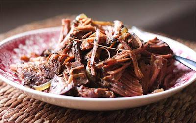 اللحم المسلوق بديل صحي