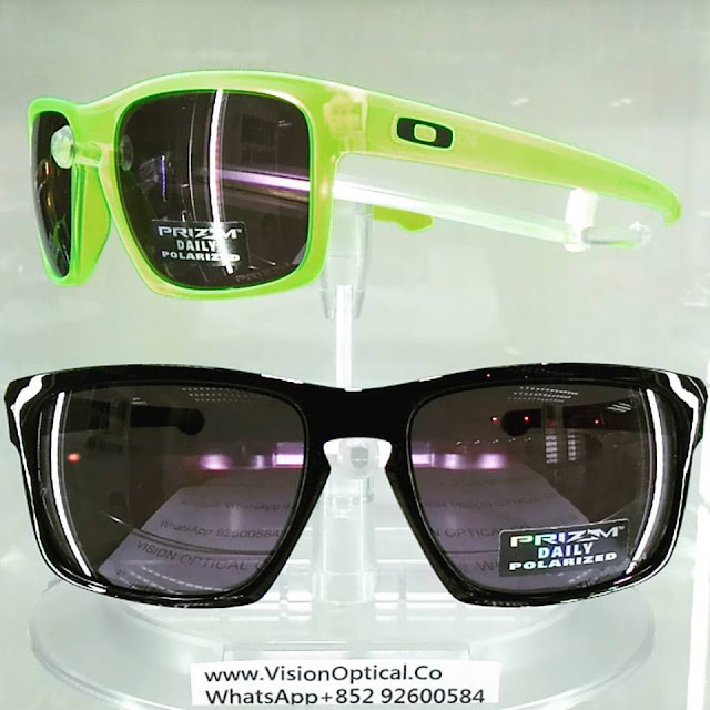 Oakley Prizm daily Polarized SLIVER