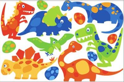 Flock Together Dinosaurs For Kids