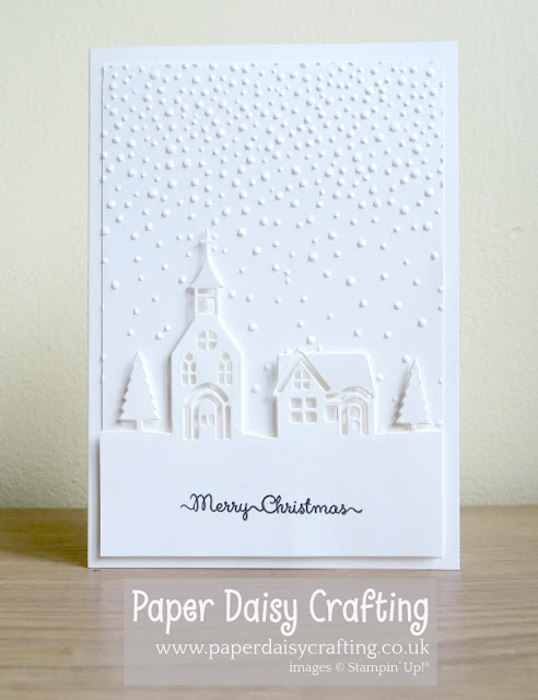 Hometown Greetings Edgelits by Stampin Up