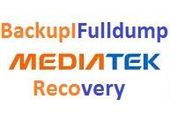 Mediatek Recovery Fulldump