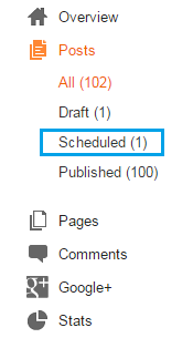 How to schedule a post for auto publish in blogger | 101helper