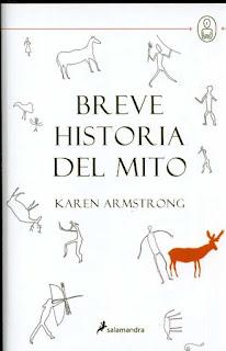 Breve historia del mito / Karen Armstrong