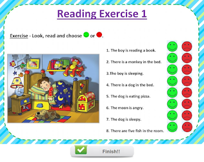 Fun English Kids Infant And Primary Liveworksheets Reading
