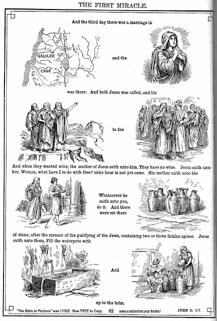LiturgyTools.net: Pictures for the 2nd Sunday in Ordinary