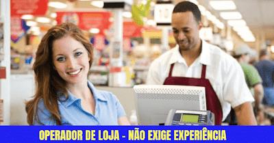 Operador de Loja em Curitiba