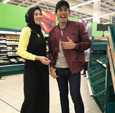 Tonton Online Ketuk-Ketuk Ramadan 2017 aiman tino