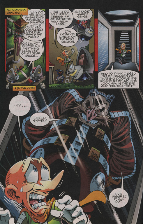Read online Sonic The Hedgehog comic -  Issue #210 - 10