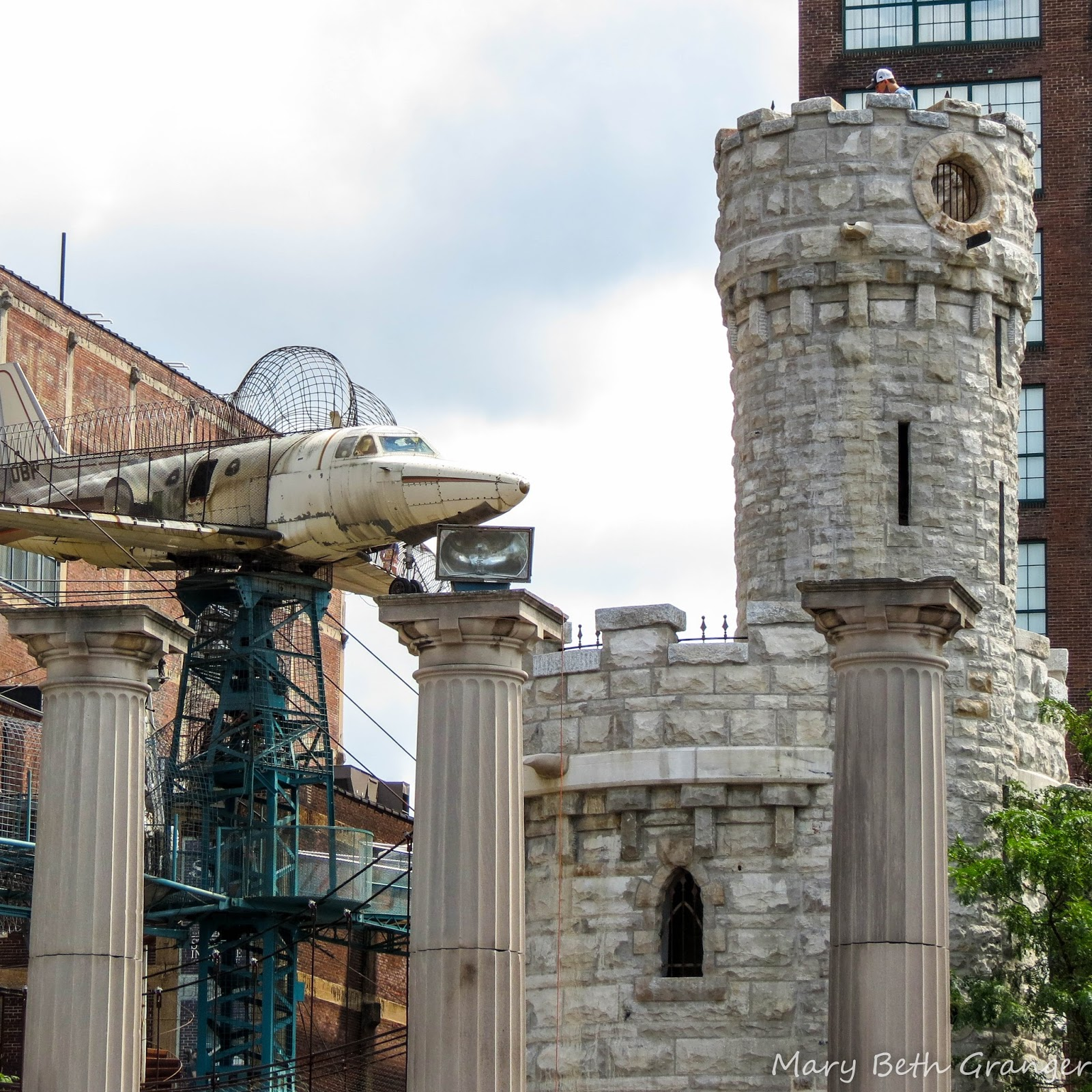 review of a day at city museum in st louis