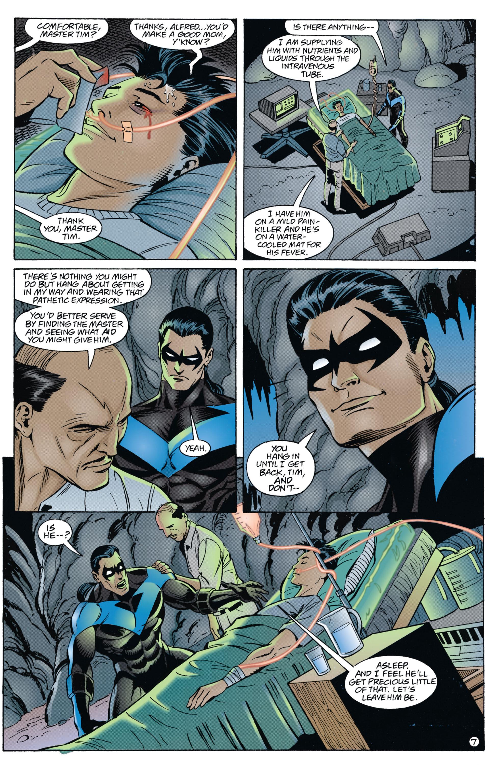 Detective Comics (1937) 696 Page 7