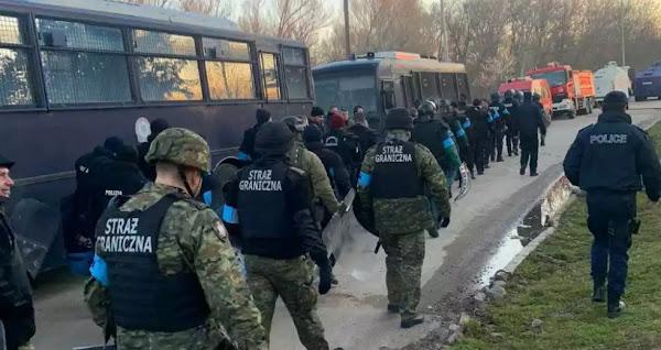 Επικεφαλής της Frontex: Θα παραμείνουμε στον Έβρο όσο χρειαστεί