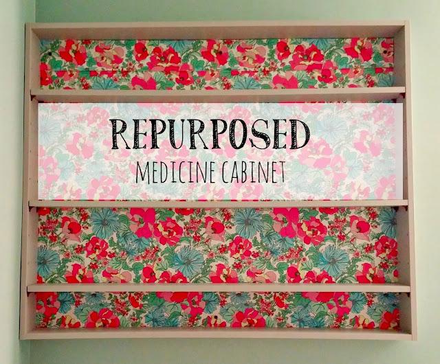 Repurposing a medicine cabinet