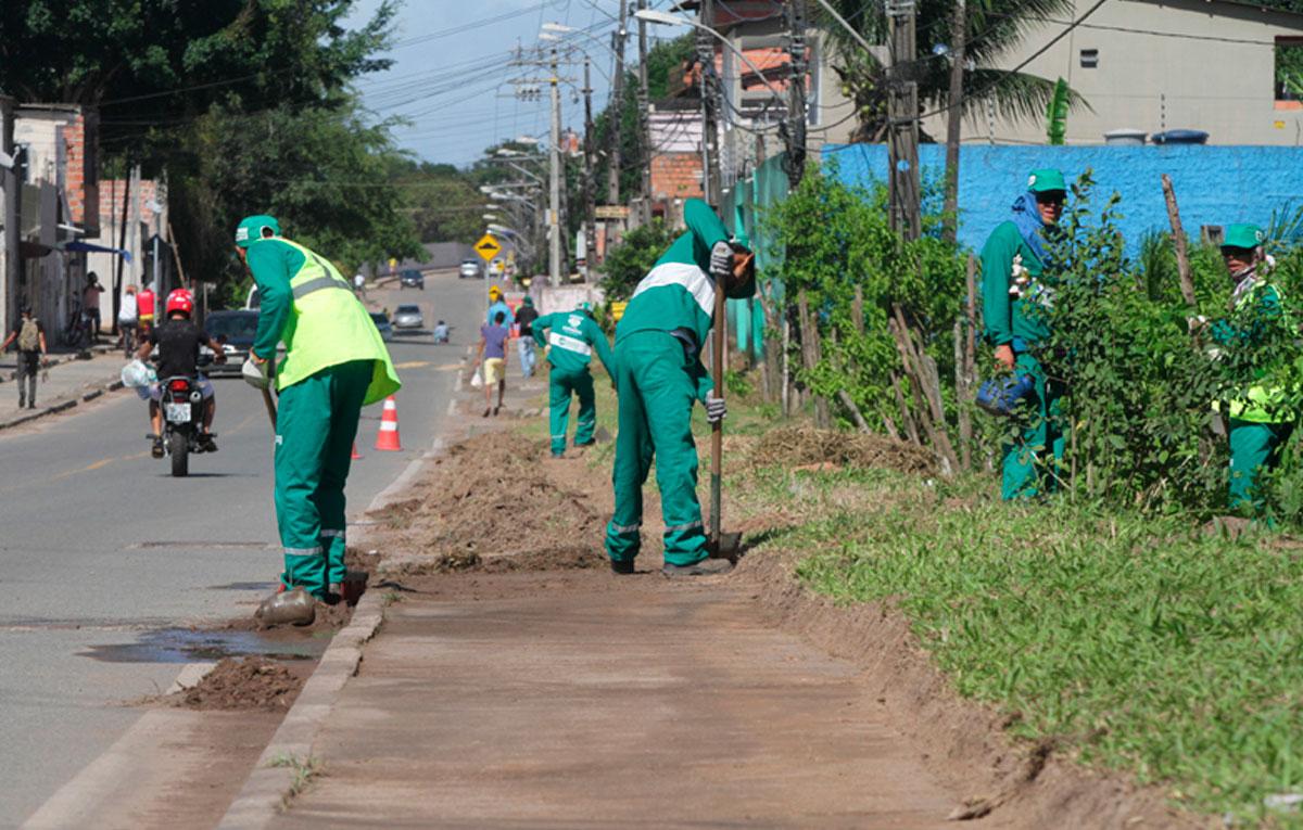Sem dinheiro, Prefeitura desiste de assumir manutenção de áreas verdes