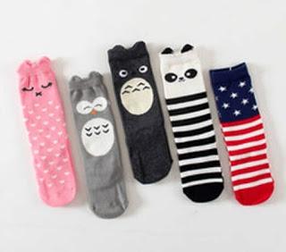 Baby Girls Boys Socks Knee High Stockings- best handmade shoes