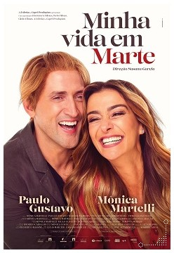 Minha Vida em Marte Torrent (2019) Bluray 720p | 1080p Nacional Download