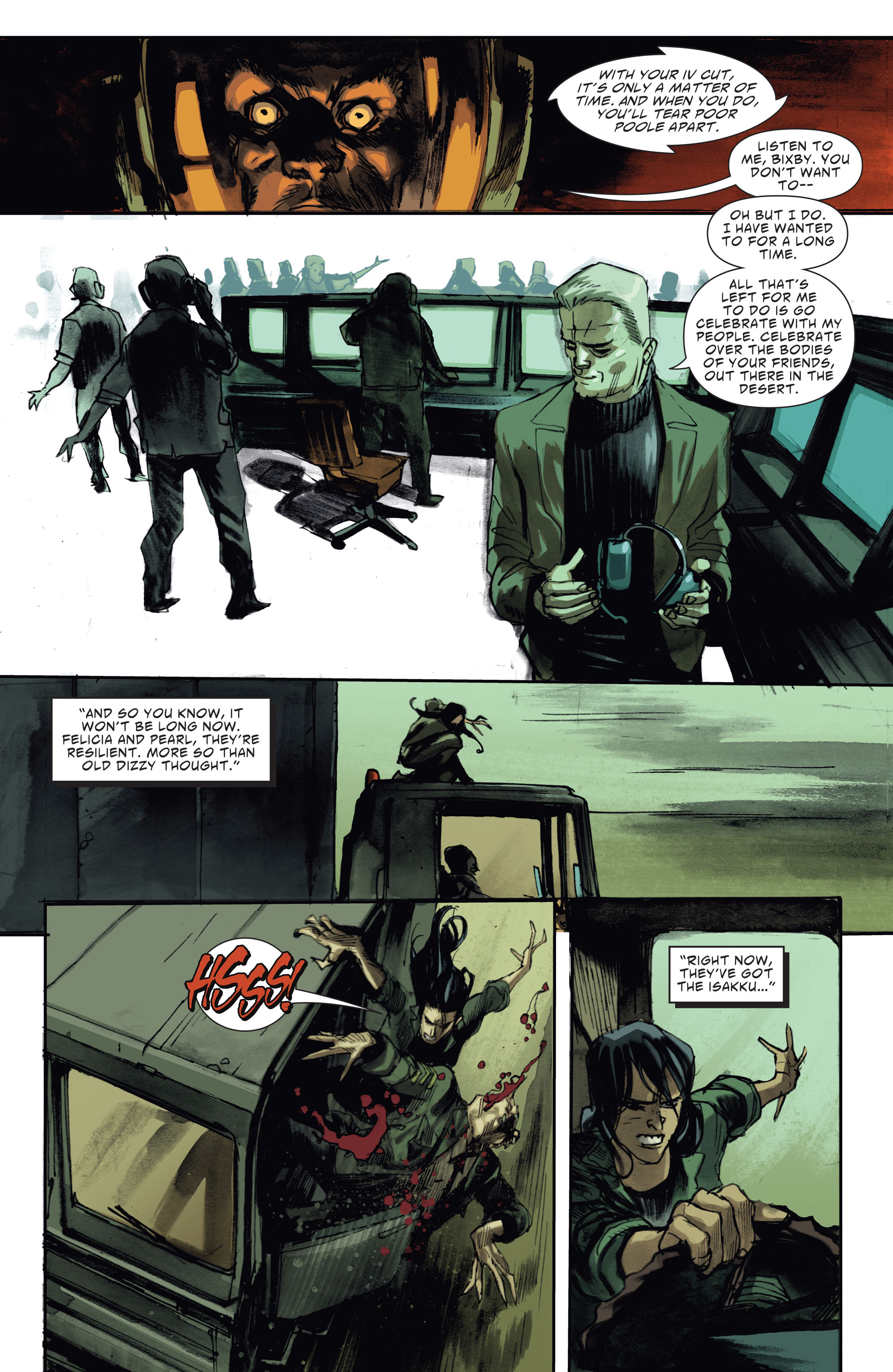 Read online American Vampire: Second Cycle comic -  Issue #10 - 21