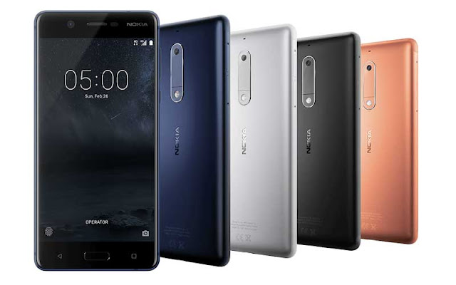 Nokia 6 specifications