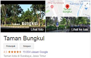 Taman Bungkul - Taman Wisata Di Surabaya Yang Lagi Hits Tahun 2018