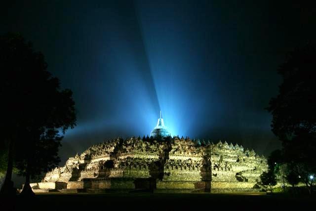 Artikel Sejarah Borobudur dan aspek diakronis, sinkronis, dan pendekatan multidimensionalnya